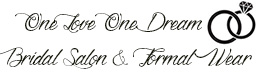 One Love One Dream Bridal